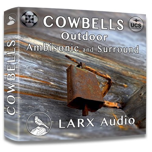 Cowbells Outdoor Anmisonic and Surround Artwork